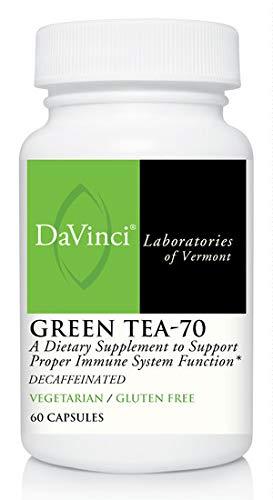 DaVinci Laboratories Green Tea -70 60 Caps