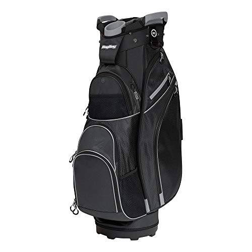 Big Driver Kids Golf Cart - Bag Boy Chiller Cart Bag Black/Charcoal Chiller Cart Bag