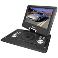 NEW Portable DVD Audio Player 14 Widescreen Monitor w Adjustable Viewing Angle