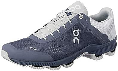 On Men's Cloudsurfer Running Shoes, Dark/Slate, 8.5 AU