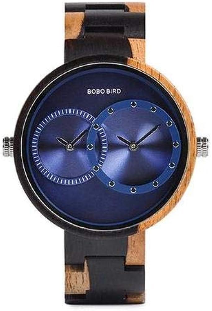Reloj R10 Bobo Bird ESPAÑA Estilo POMPA 2019: Amazon.es: Relojes