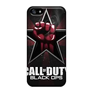 New Premium Flip Case Cover Call Of Duty Skin Case For Iphone 5/5s