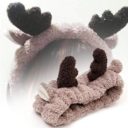 ASMGroup Christmas Headbands For Women 1pc Christmas Deer