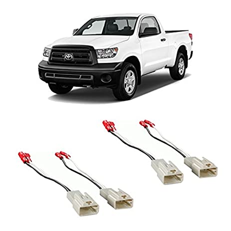 Toyota Tundra 2003-2013 Factory Speaker Replacement Connector Harness Package