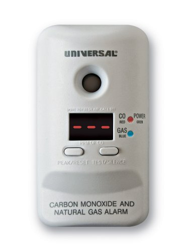 gas and carbon monoxide detector - 9