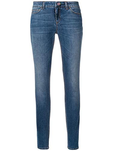 Dolce Donna amp; Cotone Jeans Gabbana Blu Ftaqwdg890rb0665 r1rxtqw