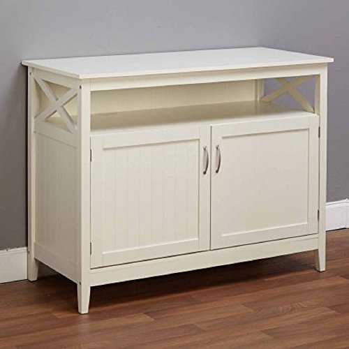 Simple Living Southport Dining Wood Contemporary Buffet (White) by Simple Living Products