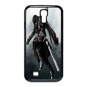 Samsung Galaxy S4 I9500 Phone Case Black Ezio Auditore da Firenze RJ2DS0878971