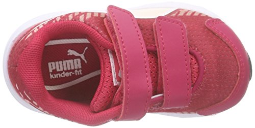 Sequence Mixte Red Inf Enfant Baskets Basses V2 rose Dogwood Pink pink Rose V 03 Puma pYqPxHdY