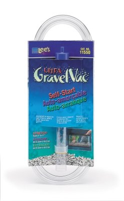Lee's Stretch Ultra Gravel Vacuum Cleaner, Self-Start