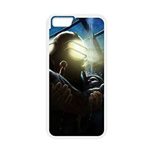 Bioshock iphone 6s 4.7 Inch Cell Phone Case White 53Go-454724