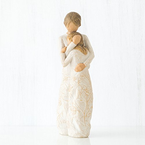Willow Tree hand-painted sculpted figure, Close to me (26222) by Willow Tree (Image #2)