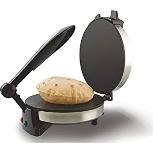 Xodi Silver Tough Roti Maker Original Non Stick PTEE Coating TESTED, TRUSTED & RELIABLE 900 WATTS 12 months warranty RM…