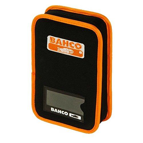 Bahco 4750FB5A Tool Folder, Multi-Colour