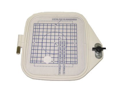 (Janome Memory Craft Embroidery Hoop A)