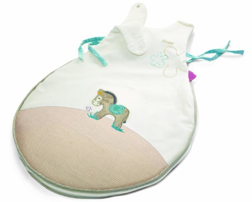 Steiff Issy Donkey Sleeping Bag (Cream.70cm)