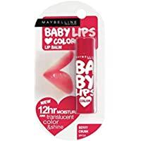 Maybelline Baby Lips, Berry Crush, 4g