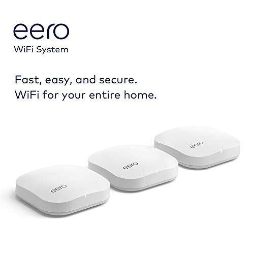 eero Pro mesh WiFi system - 3-Pack