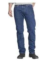 Levi's Men's 501 Original Fit Denim Jeans, Blue