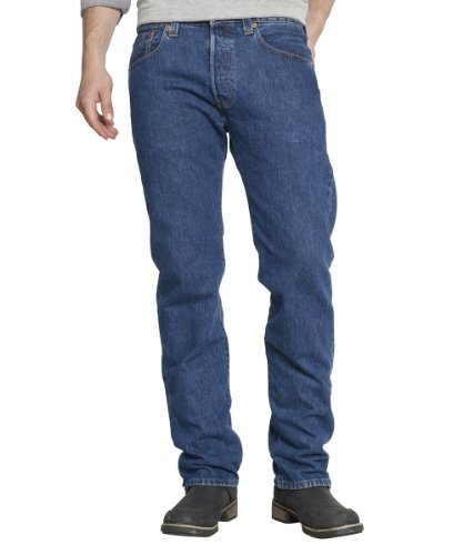 501 Uomo Jeans Levi's Fit Blu Original xZBFnwTWPq