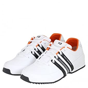 ad3b0a79f2021e Y3 Y3 Sprint Classic Trainer - G04870 - A12 White  Amazon.co.uk  Clothing
