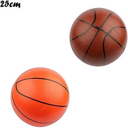 Dapei - Pelota hinchable de baloncesto/fútbol, juguete de acuarela ...