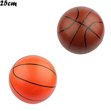Dapei - Pelota hinchable de baloncesto/fútbol, juguete de ...