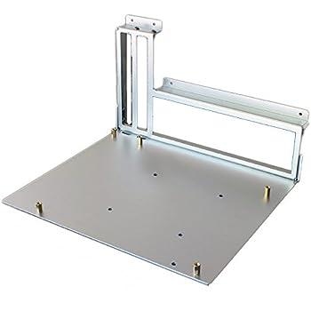 Amazon Com Aluminum Alloy Case Itx Computer Open Air Case