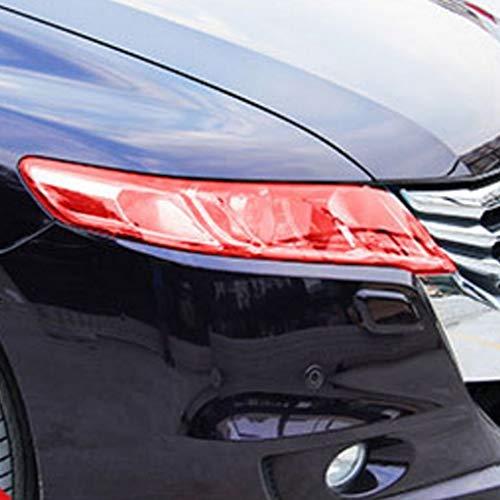 Automotive Stylish PVC Light Protecetor Colorful Light Film for Car Headlight Taillight Fog Light