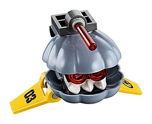 LEGO Ninjago Movie Garmadon's Volcano Lair 70631 by LEGO (Image #4)