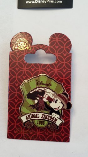 2010 Animal Kingdom Theme Park Disney Pin Trading Collectible Lapel Pin ()