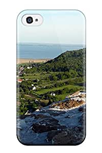Faddish Phone Landscape Photography People Photography Case For Iphone 4/4s / Perfect Case Cover