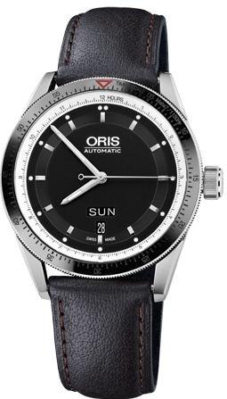 Oris 73576624154LS Artix GT Day Date 735-7662-4154 - Reloj de Pulsera para
