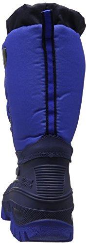 C.P.M. Hanki - Zapatillas de senderismo Unisex adulto Azul (Navy)