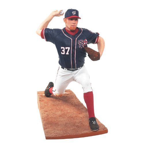 MLB Series 31 Stephen Strasburg Figure