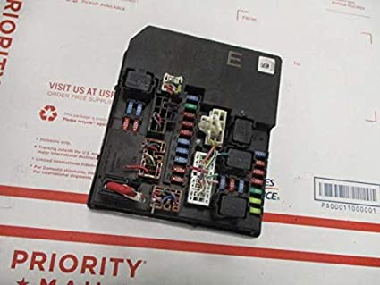 Amazon.com: - Infiniti QX56 Fuse Box Relay Junction Block ... on infiniti qx56 radio, nissan fuel pump relay location, infiniti qx56 diesel, infiniti g35 fuse box diagram, infiniti q45 fuse box location, infiniti m45 fuse box location, infiniti qx56 interior, infiniti qx56 dash, infiniti qx56 cabin filter location, infiniti qx56 diagram, infiniti g37 fuse box location, infiniti fx35 fuse box location, infiniti i30 fuse box location, infiniti qx4 fuse box location,