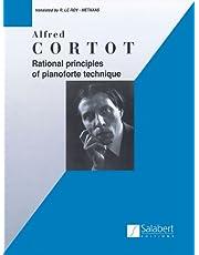 Rational Principles of Piano Technique: Piano Technique