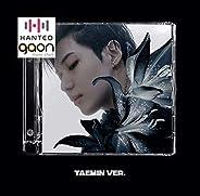 SHINEE - Don't Call Me, Jewel Case Taemin Cover incl. CD, Booklet, Lyrics Paper, Photocard, Clip Card, Fol