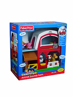 Fisher-price Little People Animal Sounds Farm from Fisher-Price