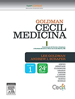 Goldman Cecil Medicina por [Goldman, Lee, Schafer, Andrew I.]