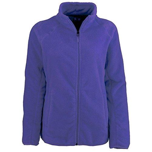 White Sierra Cozy Fleece Jacket Ii - Extended Sizes