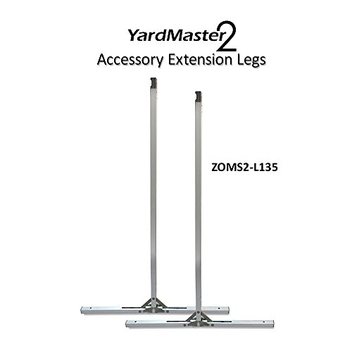 Elite Screens Yard Master 2 Series, 51.4-inch Extension Legs for  135-inch Yard Master 2 Projection Screens ONLY (ZOMS2-L135)