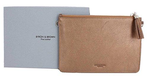 Crossover Di Borsa Brown Byron Roma Bronze And HTxwUdq