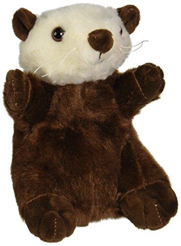 Canned Critters Stuffed Animal: Sea Otter 6