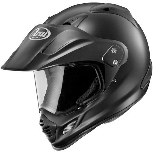 Arai Solid XD-4 MotoX Motorcycle Helmet - Black Frost / 2X-Large