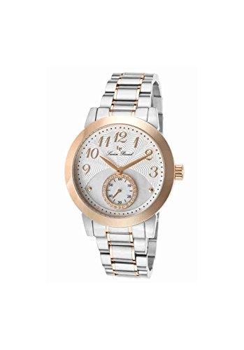 Lucien Piccard Women's LP-40002-SR-22 Garda Analog Display Quartz Two Tone Watch