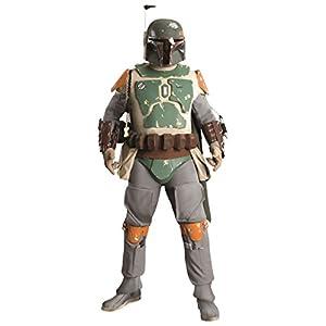 Rubie's Adult Star Wars Supreme Edition Costume, Boba Fett, Standard