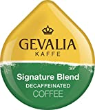 Tassimo Gevalia Signature Roast Decaf Coffee T