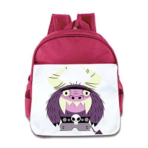 Silence Foster's Home For Imaginary Friends Children Schoolbag Bags One Size -