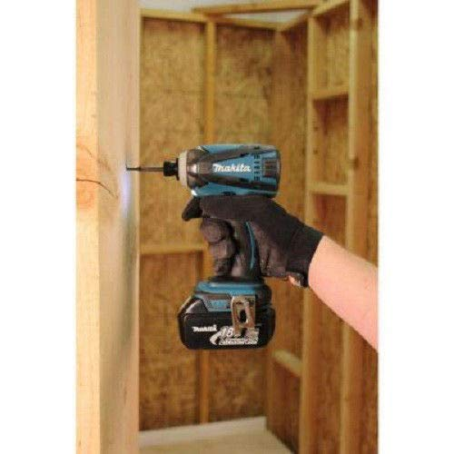Makita XDT04Z-R 18V LXT Cordless Lithium-Ion Impact Driver (Bare Tool) (Certified Refurbished)